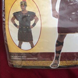 Roman solider Halloween costume